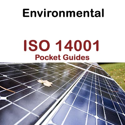 Environmental - ISO 14001 Pocket Guides