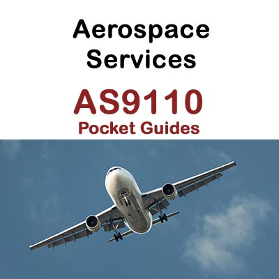Aerospace Service - AS9110 Pocket Guides